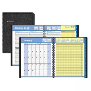 At-A-Glance QuickNotes 76-01-05 Weekly and Monthly Management Planner