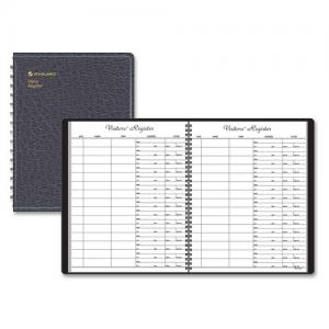 At-A-Glance Visitor Registration Book - 1 Each - 60 / Sheets