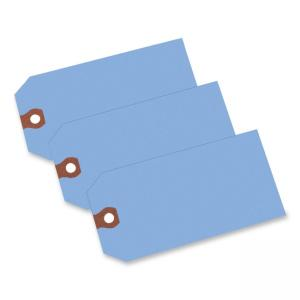 Avery Colored Shipping Tag - Blue
