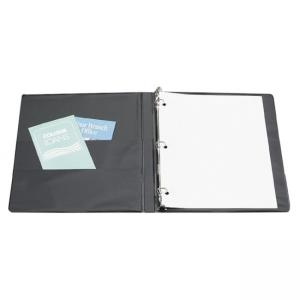"Avery Durable Reference Binder - 1"" Capacity - Gap-free Ring"