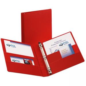 "Avery Durable Reference Binder - 1"" Capacity"