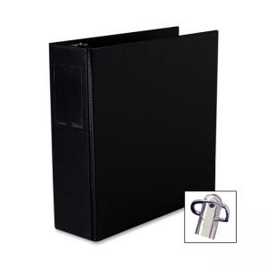 "Avery Durable Slant Reference Binder With Label Holder - 4"" Capacity"