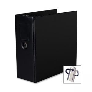 "Avery Durable Slant Reference Binder With Label Holder - 5"" Capacity"