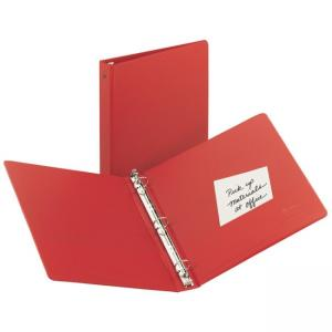 "Avery Economy Reference Ring Binder - 1.5"" Capacity"