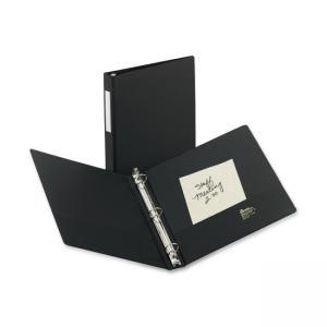 Avery Economy Reference Ring Binder with Label Holder