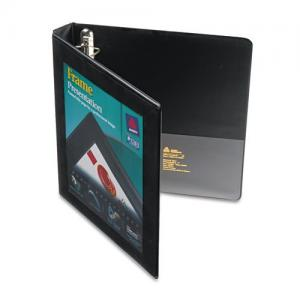 "Avery Framed View Binder - 3 x D Shape - 1"" Capacity"