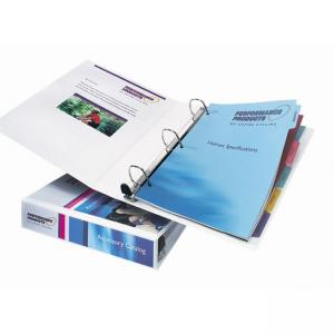 "Avery Heavy-Duty Reference View Binder - 3 x D Shape - 2"" Capacity"