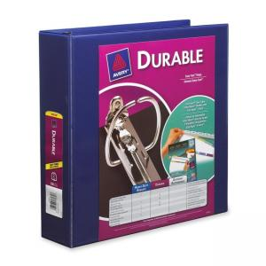 "Avery Presentation Binder - Round Shape - 2"" Capacity"