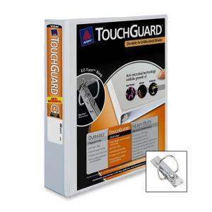 Avery Touchguard Presentation Binder - 3 x Round Shape