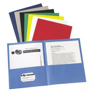 Avery Two Pocket Folder - Assorted