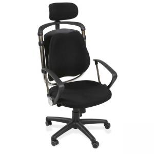 Balt Posture Perfect Executive Chair - 1 Each - Black