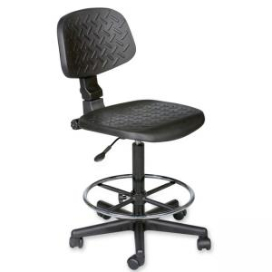 Balt Trax Drafting Chair - Urethane - 1 Each