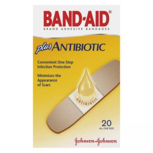 BAND-AID Antibiotic Bandage