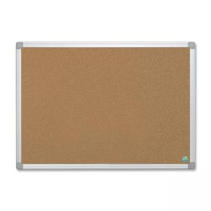 "Bi-silque Earth It Cork Board - Cork - 24"" x 36"""