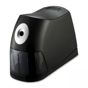 Bostitch Quick Action Electric Pencil Sharpener - 1 Each - Black