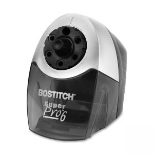 Bostitch SuperPro 6 Industrial Electric Pencil Sharpener - 1 Each - Gray