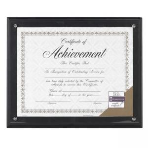 Burnes Award Plaque - 1 Each - Black