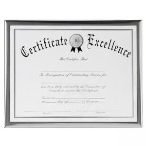 Burnes Document Frame - 1 Each
