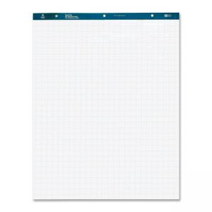 Business Source Easel Pad - 4 / Carton