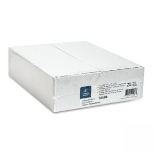 Business Source Customize Index Divider - 25 / Box - White