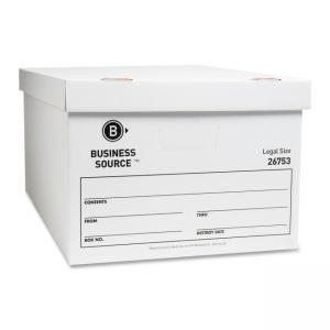 "Business Source File Storage Box - 15"" x 24"""