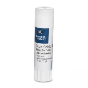 Business Source Glue Stick - 1 Each