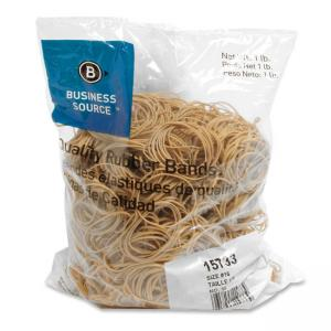 Business Source Quality Rubber Band - Size: 16
