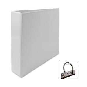 "Business Source Standard Presentation Binder - 3 x 1"" Capacity"
