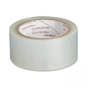 Business Source Strong General Purpose Sealing Tape - 6 / Pack - Clear