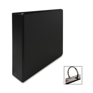 "Business Source Vinyl Ring Binder - 2"" Capacity"