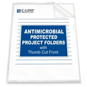 C-line Anti-Microbial Project Folder - Heavyweight