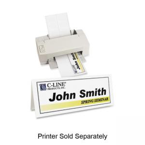 C-line Inkjet/Laser Name Tent Card Printer (87517)