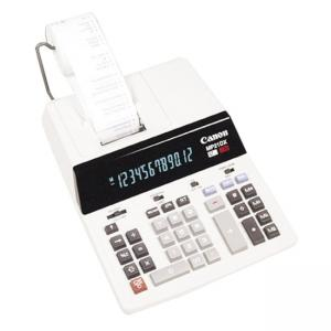 Canon 12-Digit 2-Color Print Calculator