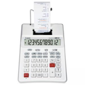 Canon Printing Calculator - 12 Character - LCD