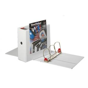Cardinal ClearVue XtraValue Locking D-Ring Binder