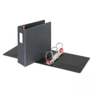 Cardinal Prestige D-Ring Binder with Label Holder