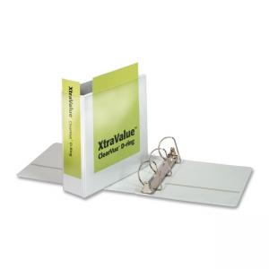 "Cardinal XtraValue Presentation Binder - 3 x D Shape - 3"" Capacity"
