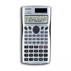 Casio FX115MS Scientific Calculator - 2 Line x 10 Character - LCD