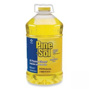 Clorox Lemon Fresh Pine Solution - Lemon