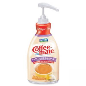 Coffee-Mate Nondairy Creamer - Sweetened Original Flavor - 1 Each
