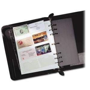 Day-Timer Folio Business Card Holder