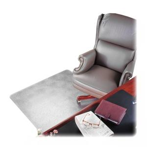 Deflect-o Beveled Edge Chair Mat - Clear - 1 Each