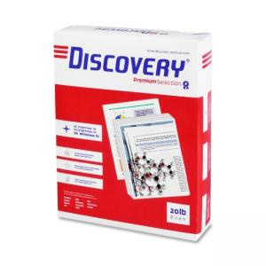 Discovery Premium Selection 3HP Multipurpose Paper - 2500 / Carton - White