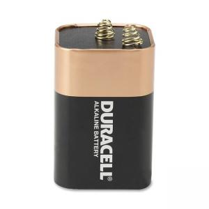 Duracell Alkaline General Purpose Battery - 6V DC - 1 Each