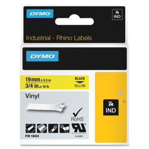 "Rubbermaid Dymo 3/4"" (19 mm) Tapes Label"