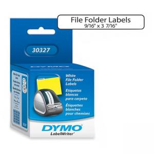 Dymo Filing Labels - 2 Roll - White