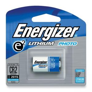 Eveready e2 EL1CR2BP Lithium Photo Battery - 1 / Pack