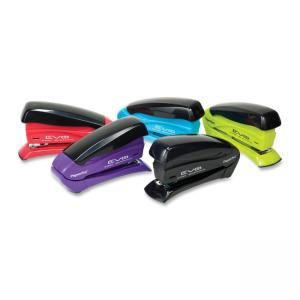 Evo Compact Stapler - Assorted Colors - 1 Each