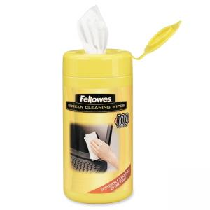 Fellowes 99703 Display Cleaning Kit - Cleaning Wipe
