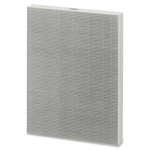 "Fellowes HF-300 True HEPA Replacement Filter for AP-300PH Air Purifier - TAA Compliant - 16.25"" Height x 12.63"" Width x 1.19"""